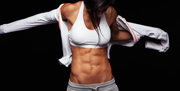 The Fit Woman S Guide To Body Fat Calculate Your Body Fat Percentage And the 250 is on her tip toes. oxygen mag