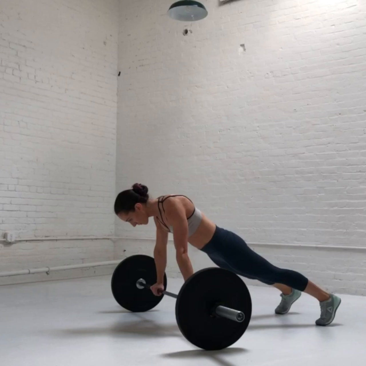 Deadlift Burpee
