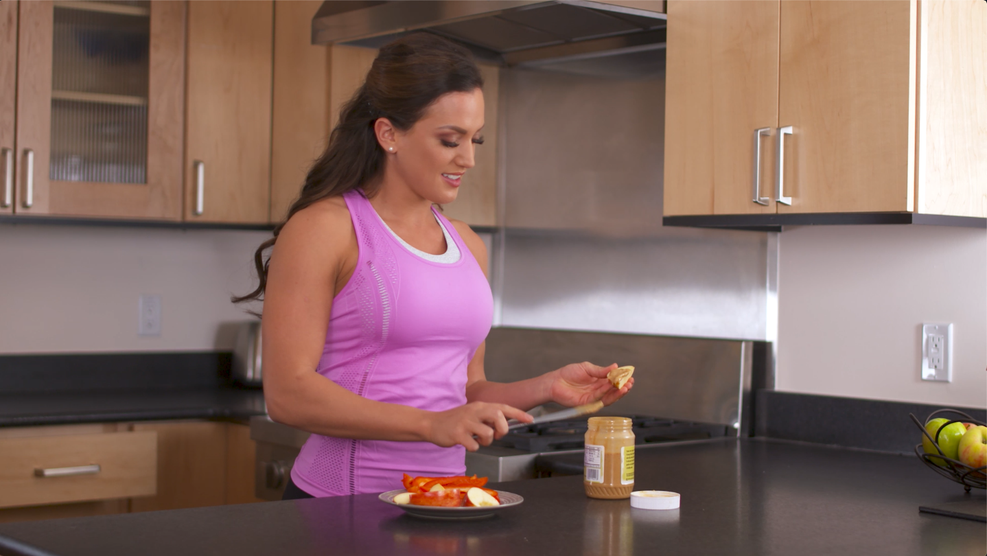 Healthy New You: Pre-Workout Nutrition