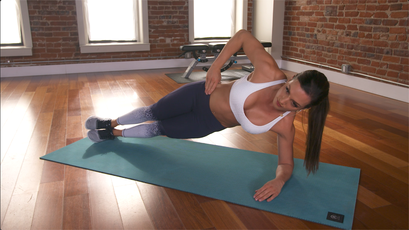 Healthy New You: Phase 1 Core Circuit
