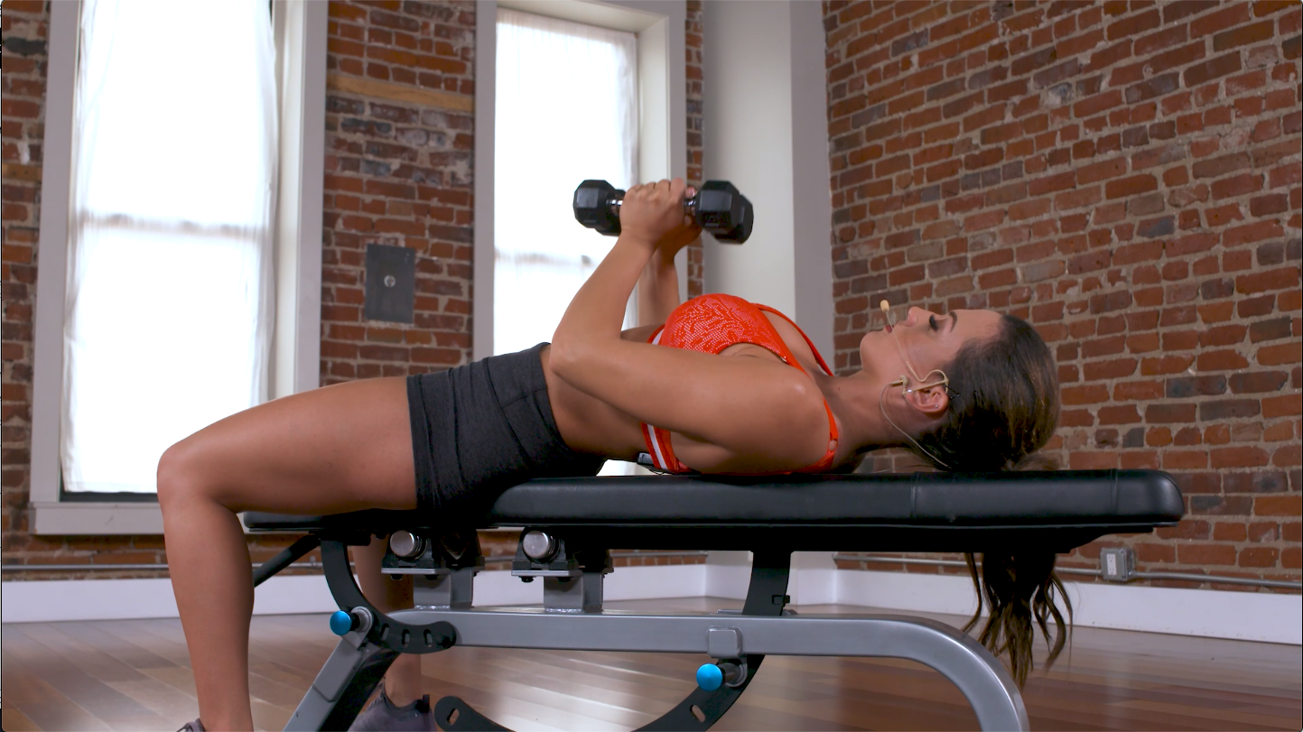 Healthy New You: Phase 2 Upper-Body Circuit