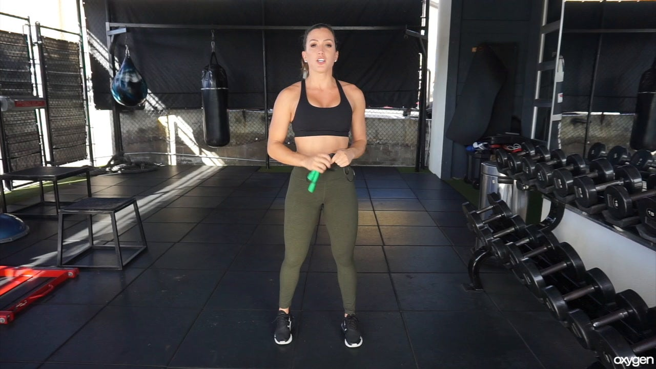 New Year HIIT Cardio Circuit Workout With Katie Corio