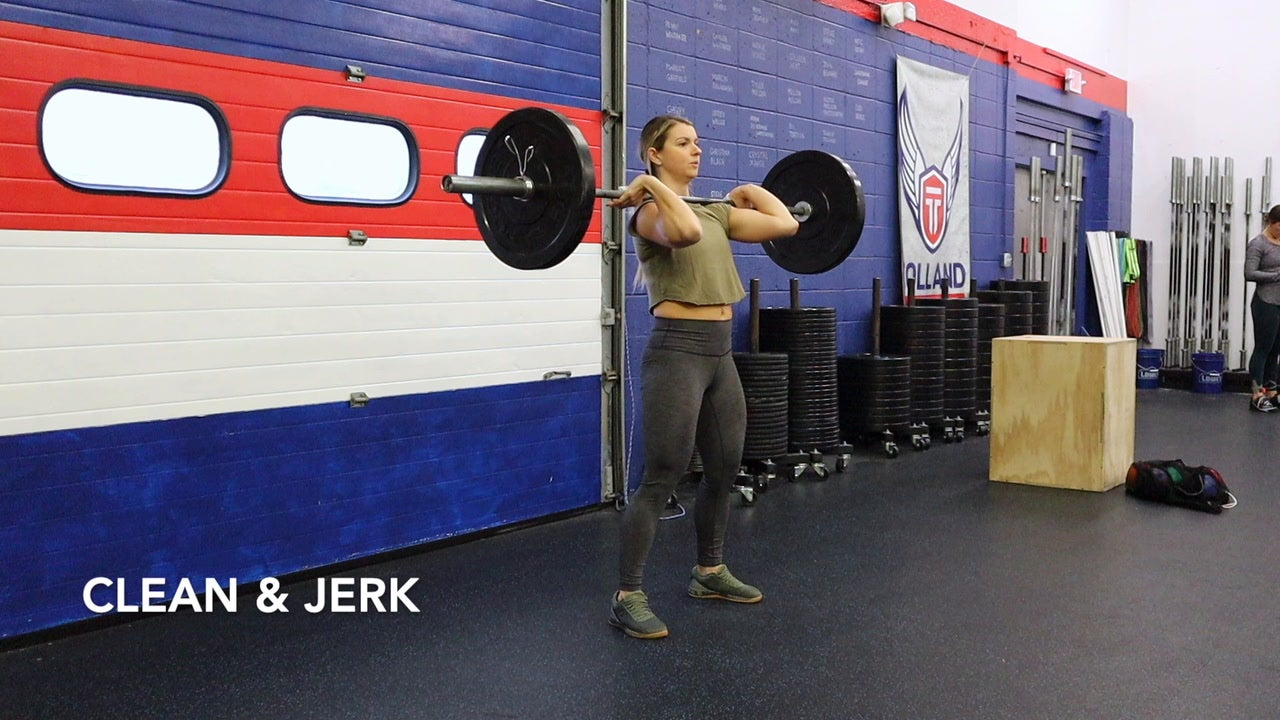 Olympic Lifts: Clean and Jerk & Snatch