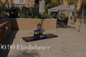 90/90 Flashdance