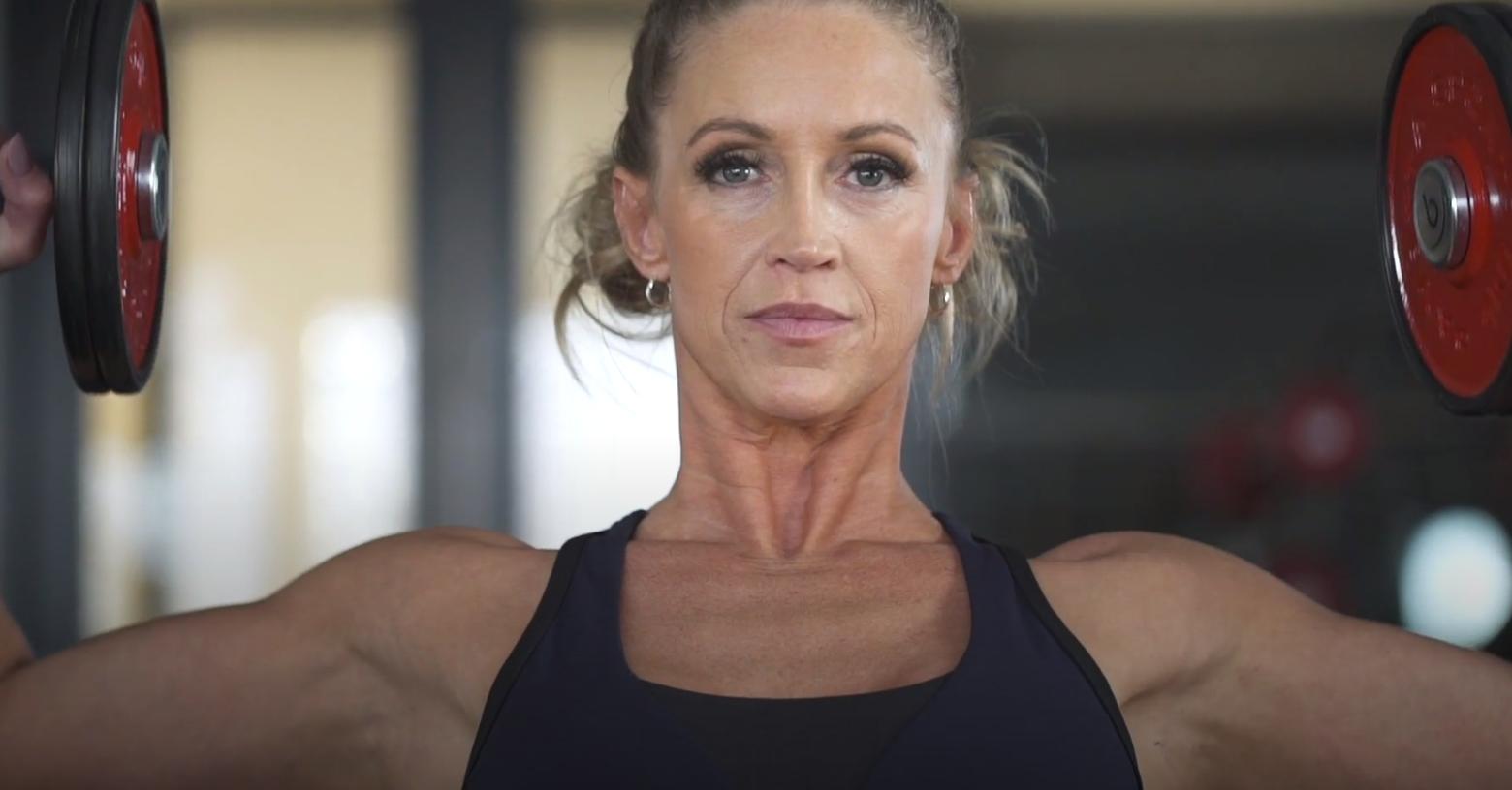 Charlotte Oldbury's Favorite Arm Exercises