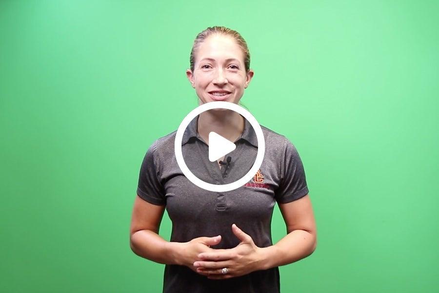 Ask the Professor: Erin Calderone Introduction