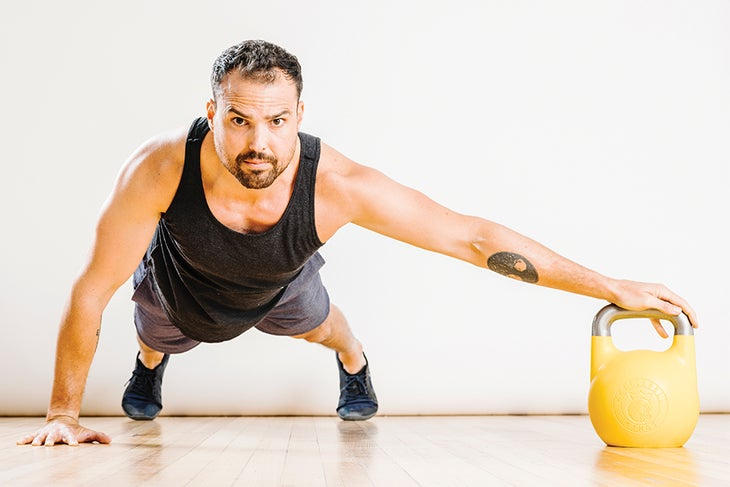 Kettlebell & Flow with Venus Lau and Marcus Martinez