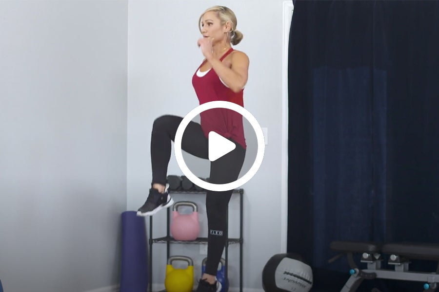 Jamie Eason Middleton: Keep Your Fitness Routine Fresh