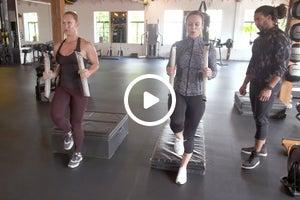 Single-Leg Get-Up to Pistol Squat