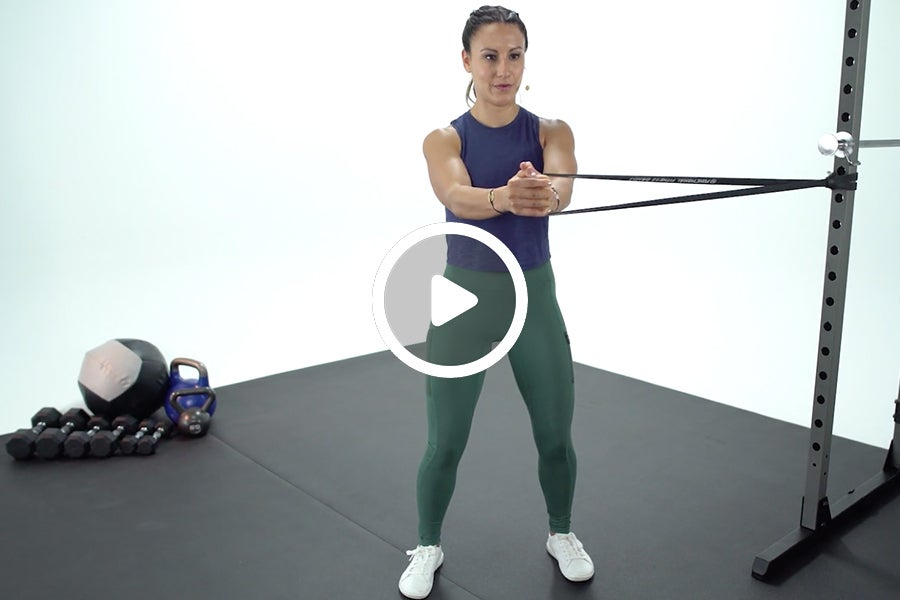Jen Esquer: Activate Your Strength With Resistance Bands