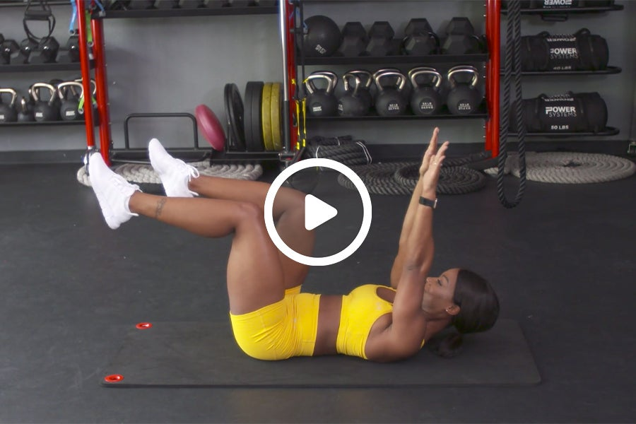 Candice Lewis-Carter's Next-Level HIIT Circuit