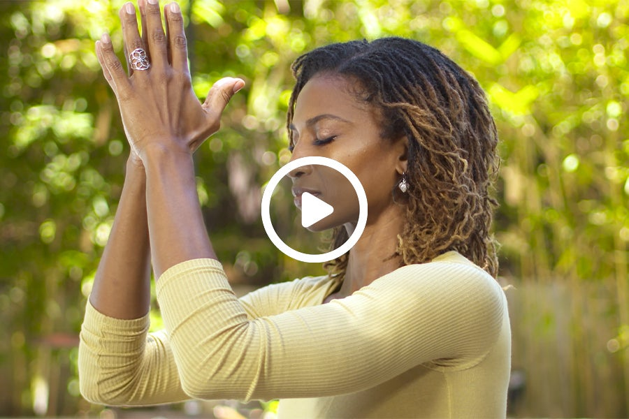 Koya Webb's Meditation Tip for Beginners