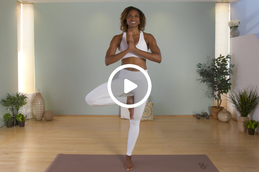 Get Strong and Flexible With Koya Webb