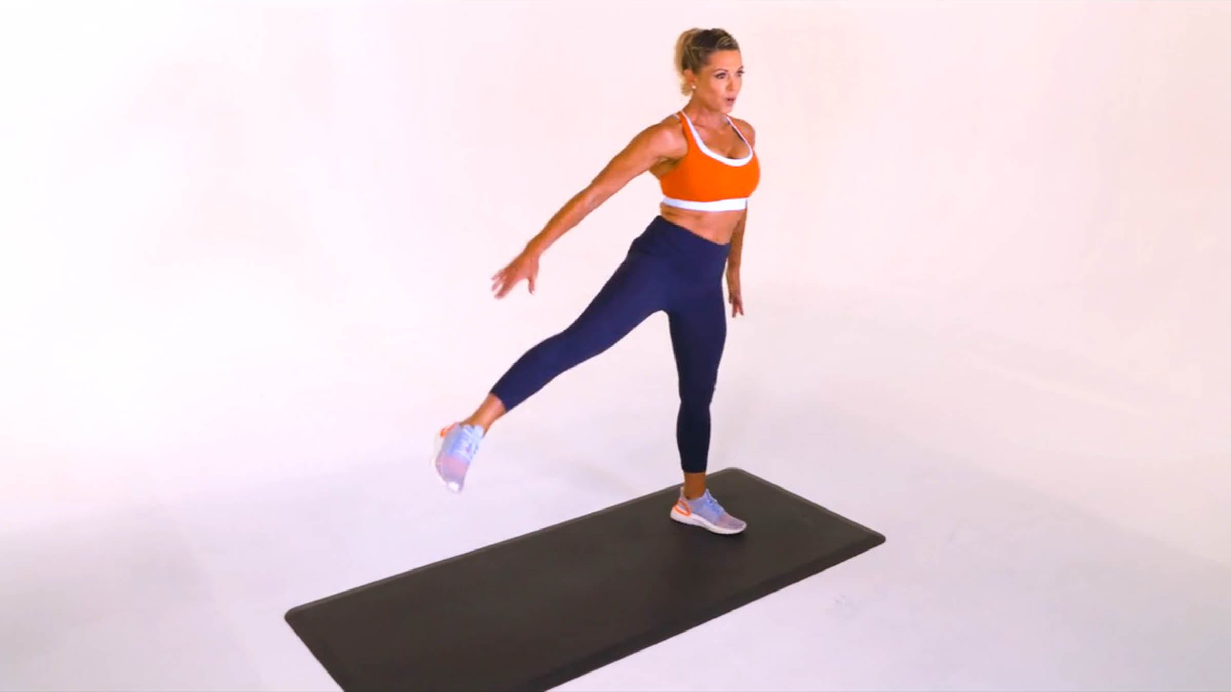 Lateral Lunge With Abductor