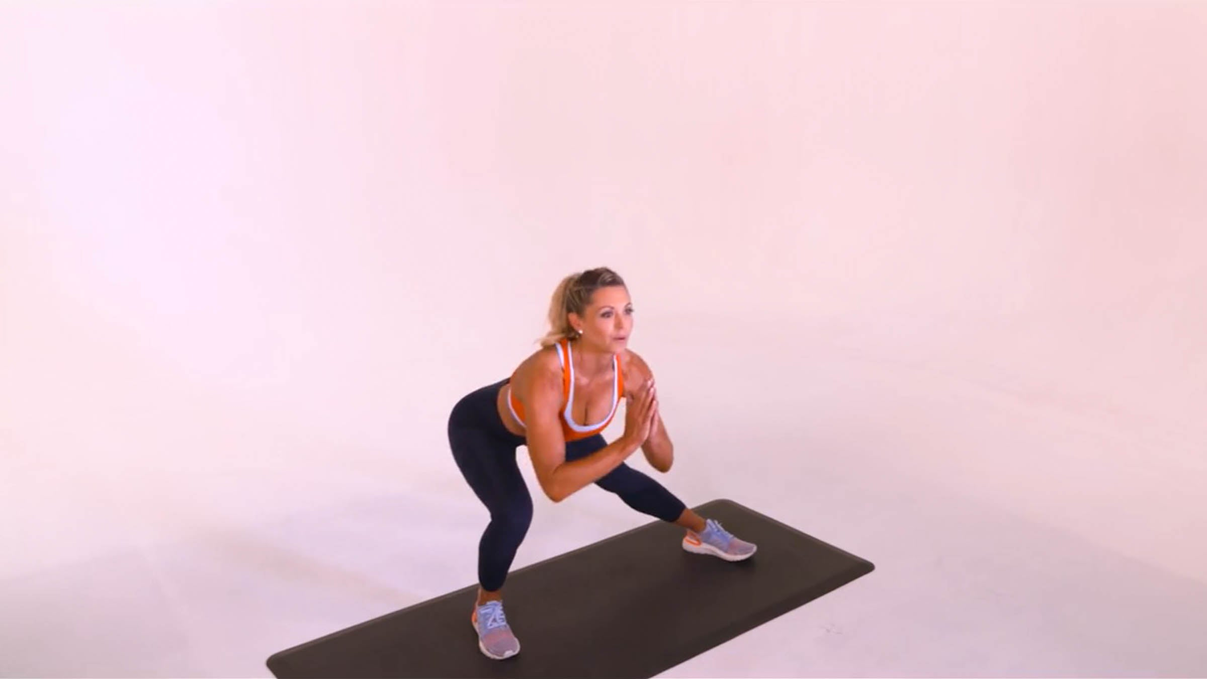 Lateral Lunge: With Talking Tips