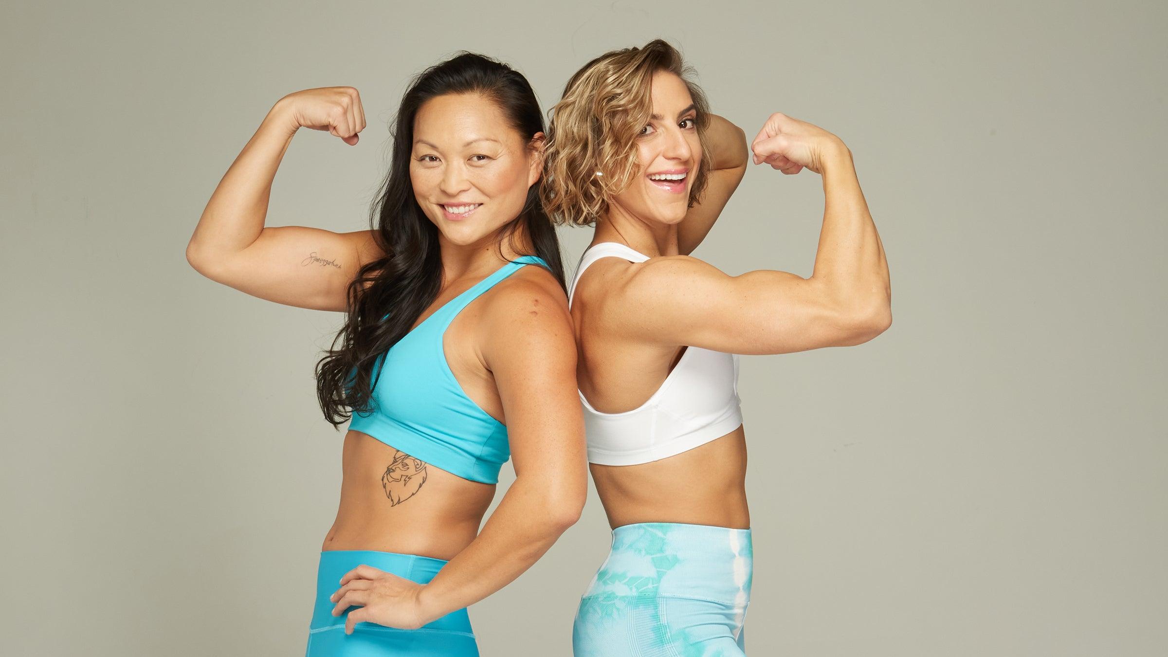 Join the Oxygen Challenge 7 with Venus Lau and Tara Laferrara.