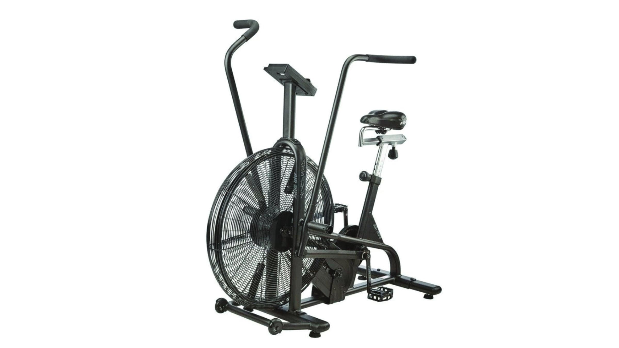 a fan bike