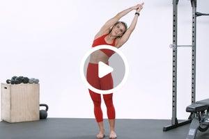 Tara Laferrara's 10-Minute Yoga Flow