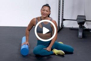 Venus Lau's Full-Body Foam Rolling