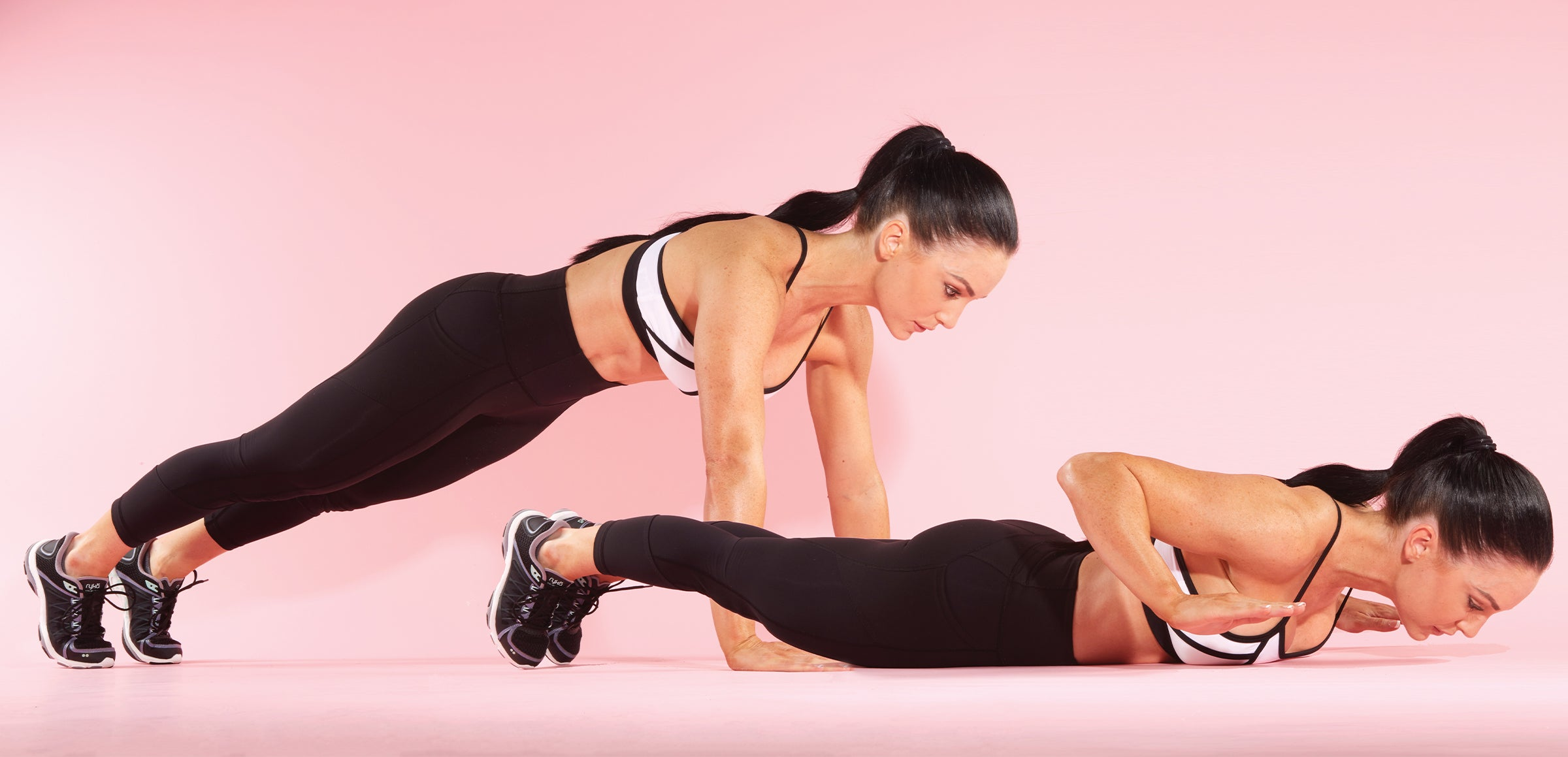 Hand-Release Push-Up