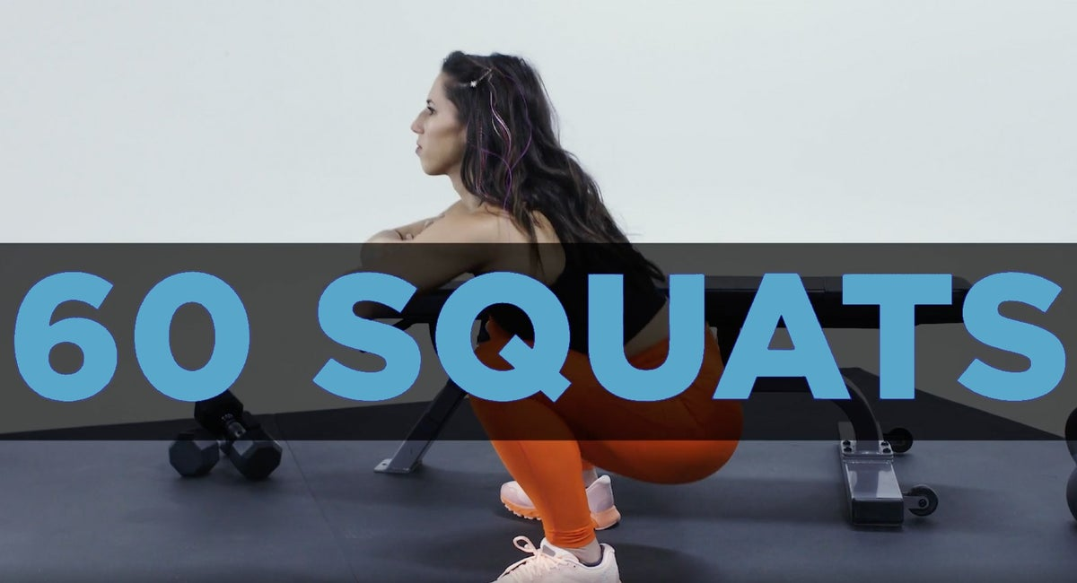 100-Squat Fitness Quest: Midpoint Check-In
