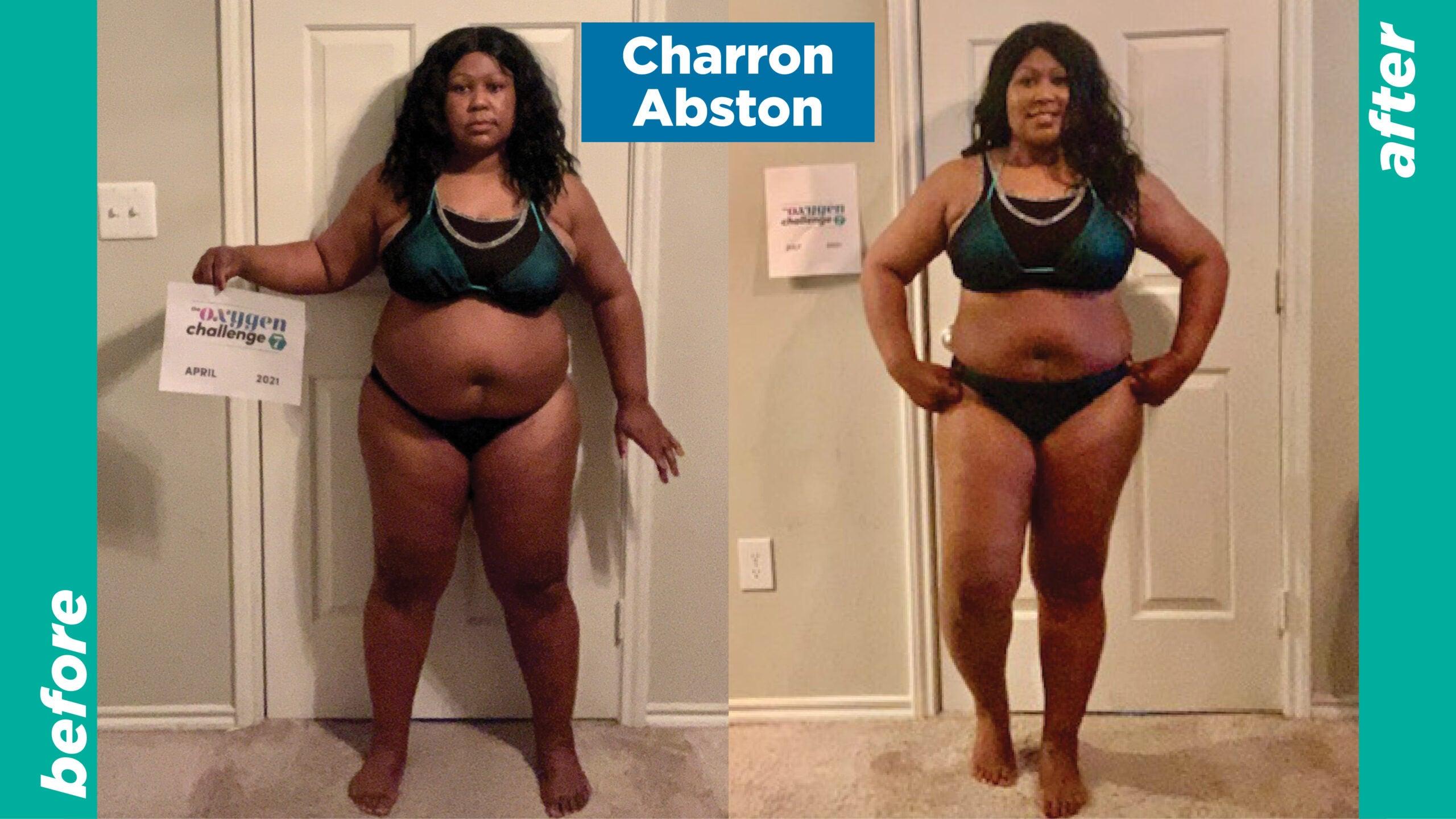 Charron Abston