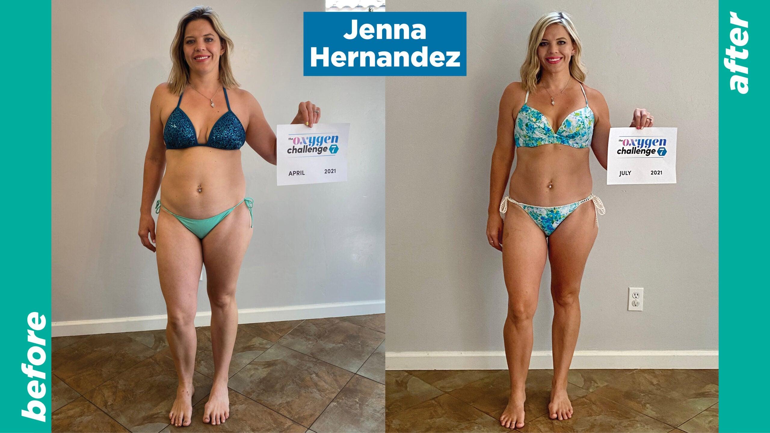 Jenna Hernandez